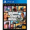 GTA 5(Grand Theft Auto V) PS4