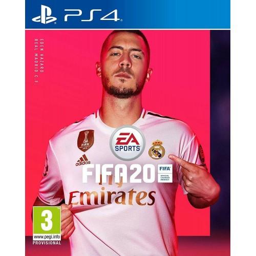 GIOCO FIFA 20 PS4 PLAYSTATION 4 ITALIANO ORIGINALE