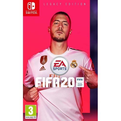 FIFA 20 - Legacy-Nintendo Switch