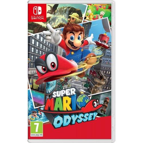 Super Mario Odyssey-Nintendo Switch