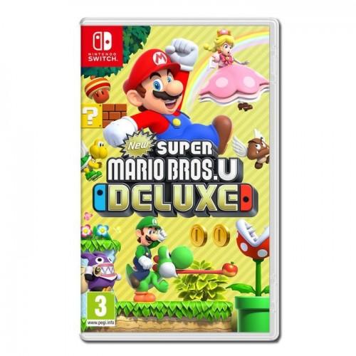 Super Mario Bros.U D-Nintendo Switch