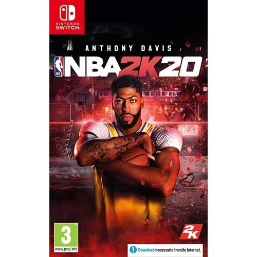 NBA 2K20- Nintendo Switch
