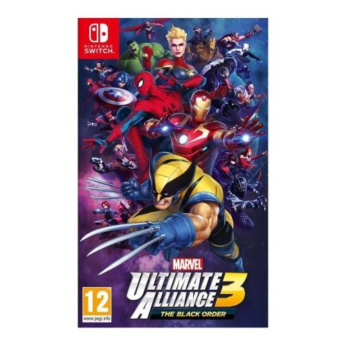 MARVEL ultimate alliance3-Nintendo Switch