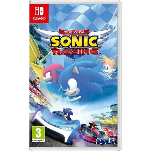 Sonic Racing-Nintendo Switch