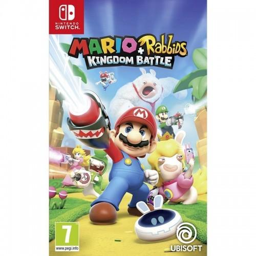 Mario+Rabbids B.-Nintendo Switch
