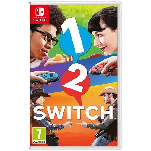 Switch 1-2-Switch-Nintendo Switch