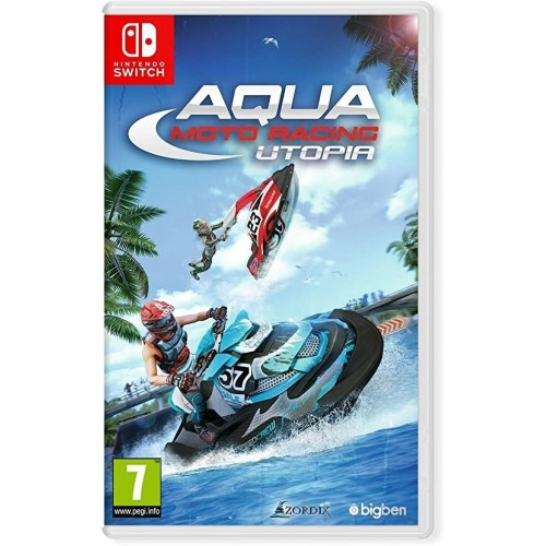 Aqua Moto Racing-Nintendo Switch