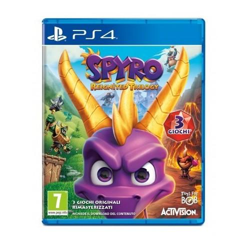 ACTIVISION-BLIZZARD - Spyro Trilogy PS4